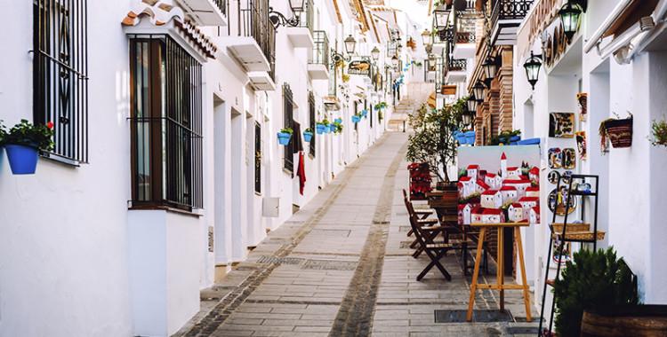 Spanish property taxes